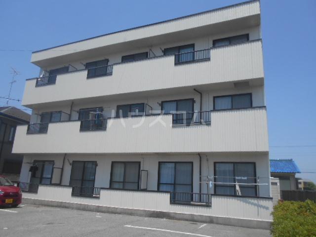 メゾン東矢島 201号室の外観