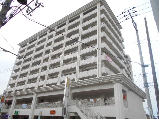 ラメゾン・キカクビル 1003号室の外観