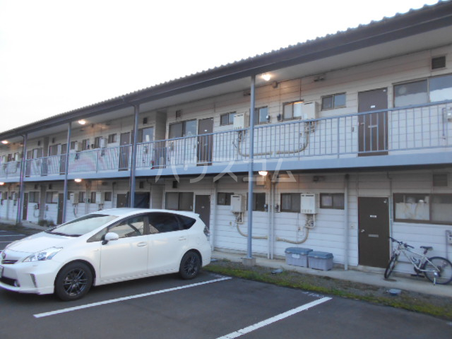 田村ハイツB 205号室の外観