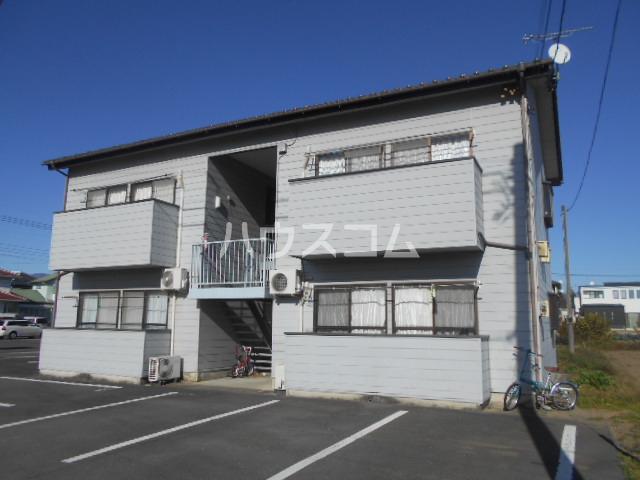 田村ハイツC 201号室の外観