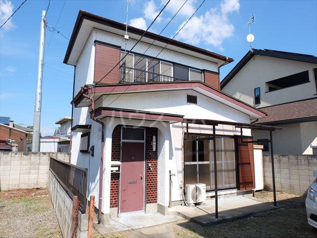 西川田戸建貸家3外観写真