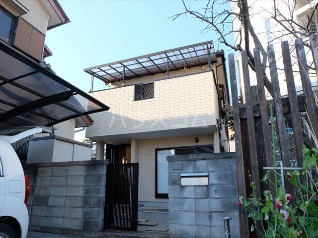 陽南戸建住宅外観写真
