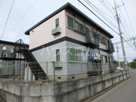 コスモシティ岡野B外観写真