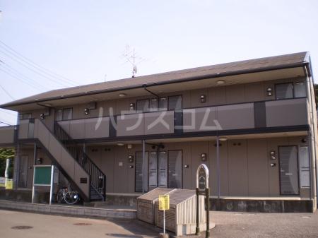 クレスト藤ヶ丘Ⅱ B棟外観写真