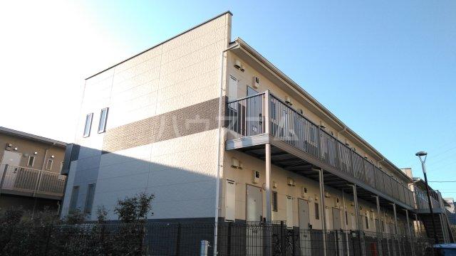 エクセルヴィレッジD棟外観写真