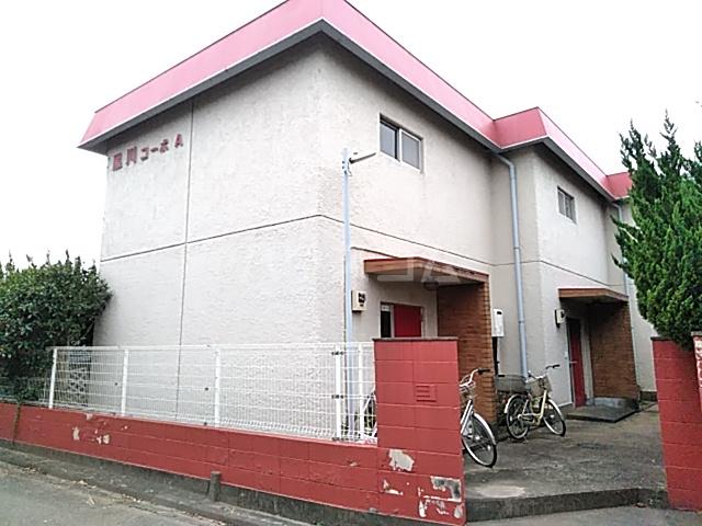 黒川コーポA外観写真