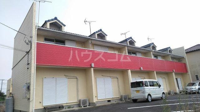 品川三喜コーポ外観写真