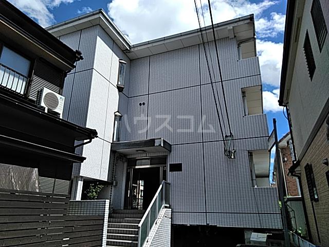 芥川マンション外観写真
