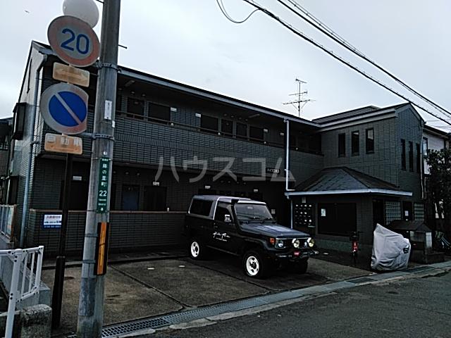 ハイツ江東Ⅲ外観写真