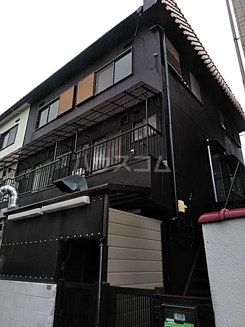 上本町メゾネット外観写真