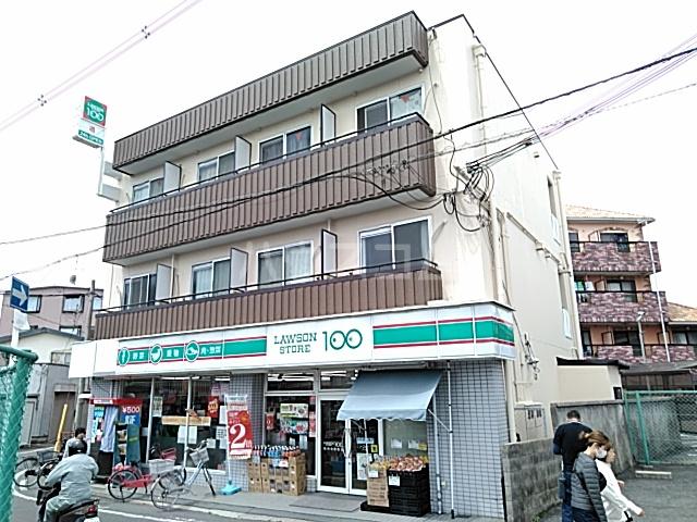 山崎第8マンション外観写真