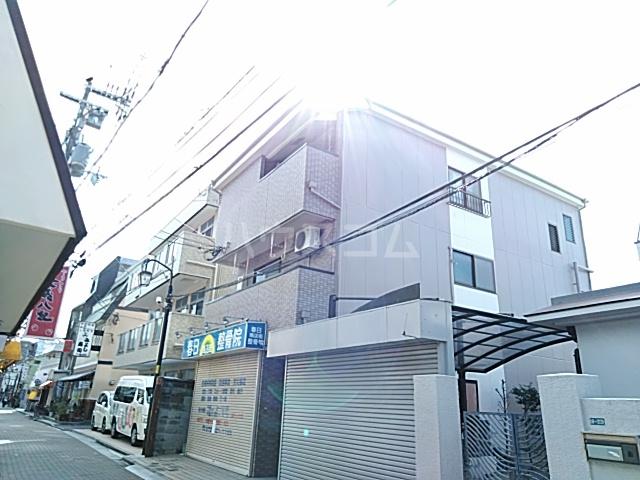 ハイツ松永 201号室の外観