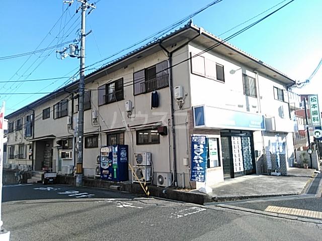 赤坂コーポ外観写真