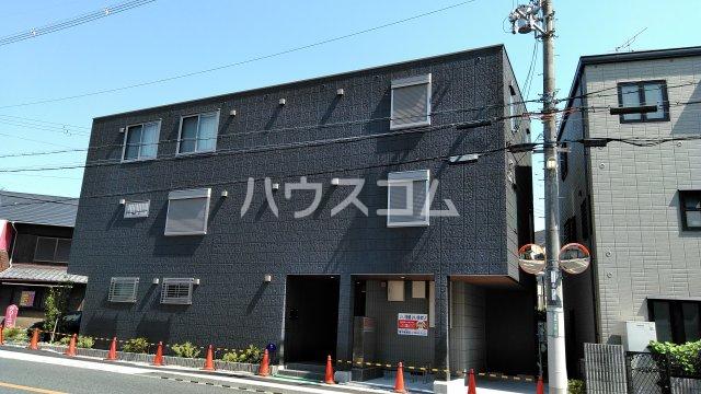 ホワイトハウス上野西外観写真