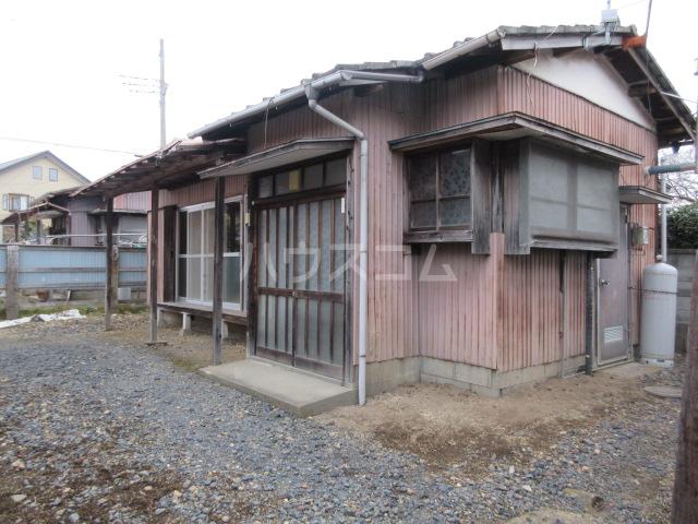 岡野平屋貸家外観写真