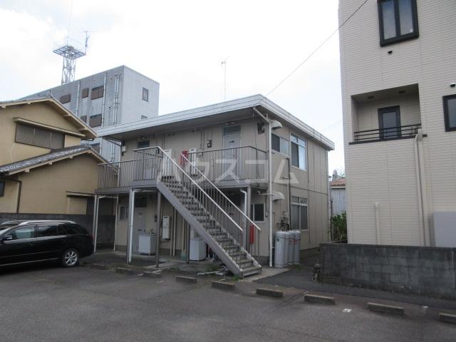 笹島コーポ 202号室の外観
