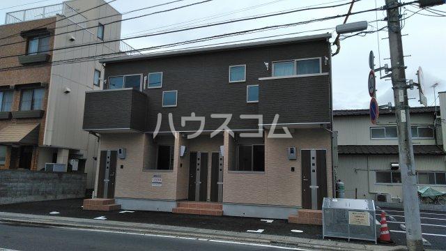 石川レジデンス外観写真