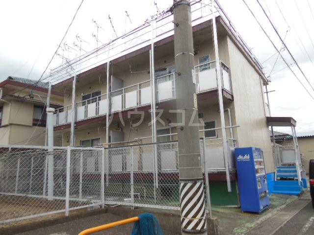 清水荘アパート2外観写真