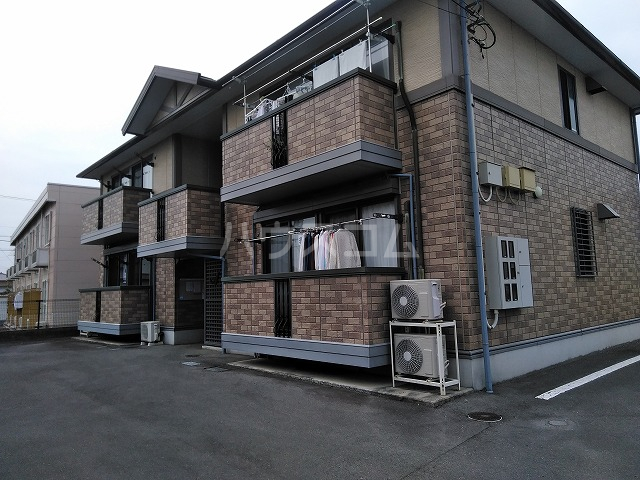 リジェール東山崎 A棟 102号室の外観