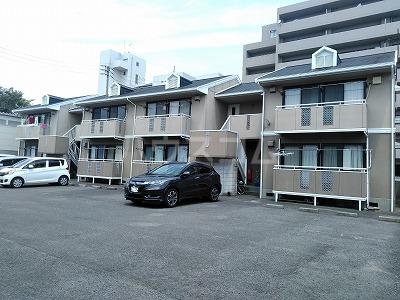 シーサイドハイツ松井 B棟外観写真