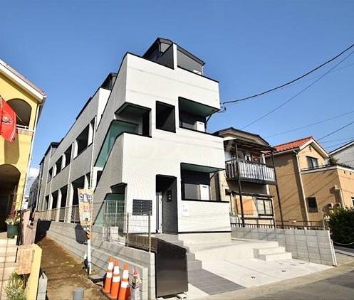 THE HOUSE 与野本町 Blanc外観写真