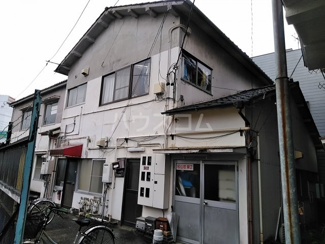 松山荘外観写真