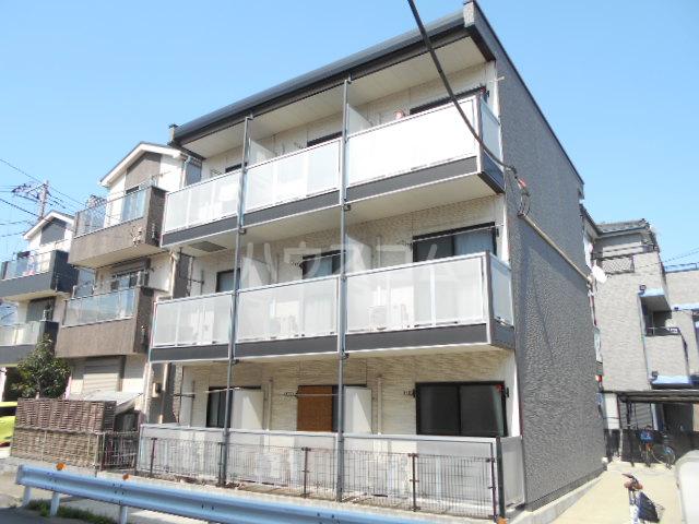 レオパレスサニーハウス石川外観写真