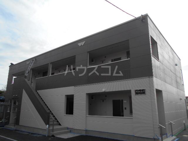 (仮称)下倉田町 アパートⅡ期新築工事外観写真