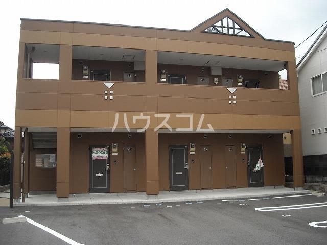 プロニティー 202号室の外観