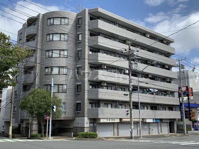 ライオンズマンション横浜蒔田外観写真