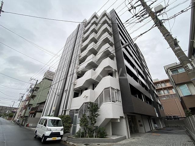 Rising Place 川崎二番館外観写真
