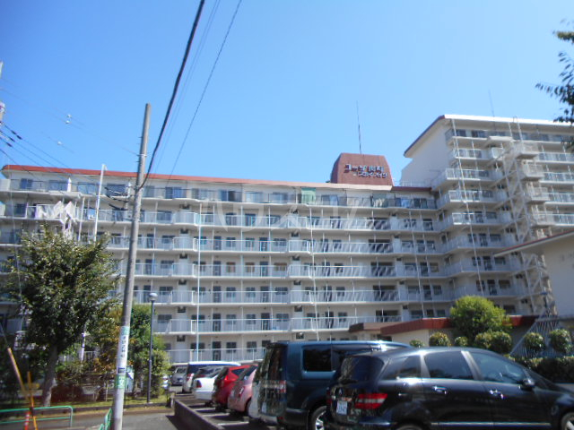 コーズ関町スカイハイツ2号棟外観写真