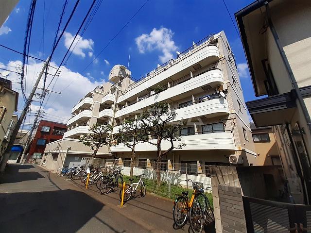 日神パレス桜台外観写真