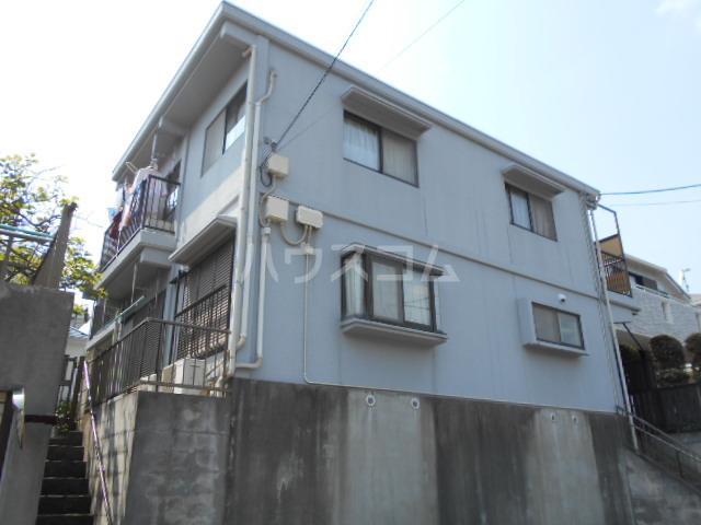 戸塚区平戸3丁目併用住宅外観写真
