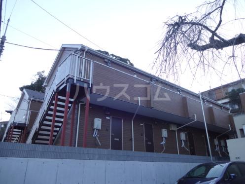ヴェラハイツ磯子壱番館外観写真