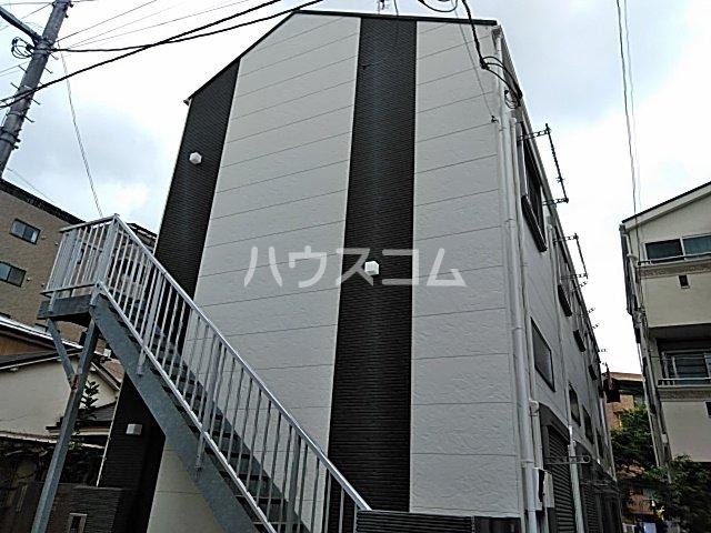 リバーチェ横浜東蒔田 204号室の外観