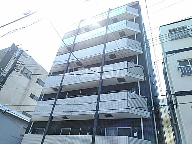 イアース横濱赤門町外観写真