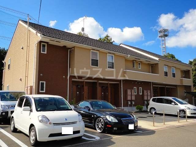 シャインズロード三代 弐番館外観写真