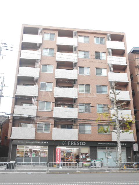 京悠館 305号室の外観