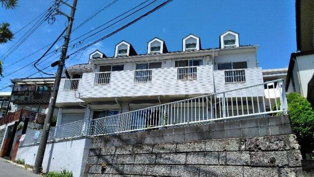 サンプラザ港南中央ⅡB棟 105号室の外観