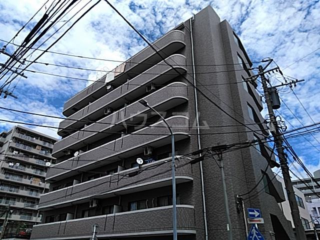 エステハイム横浜外観写真