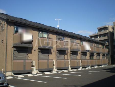 プレジール松原 C 203号室の外観