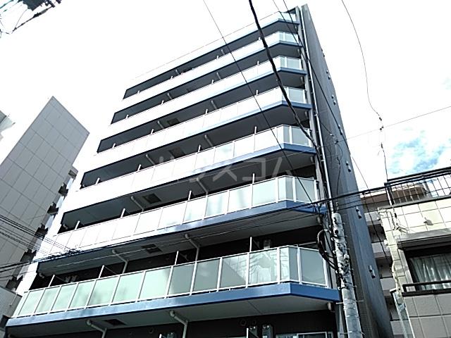 クラリッサ横浜阪東橋外観写真