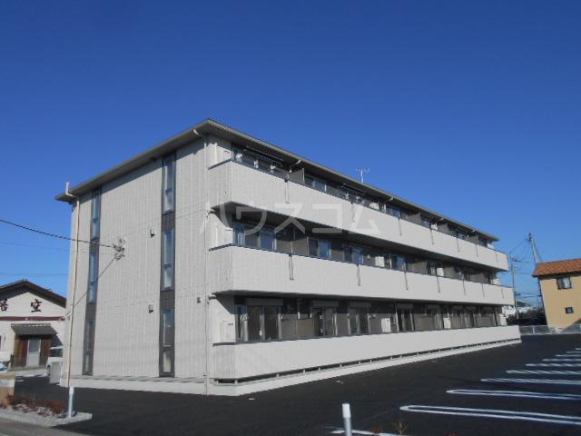 (仮)D-room田中島外観写真
