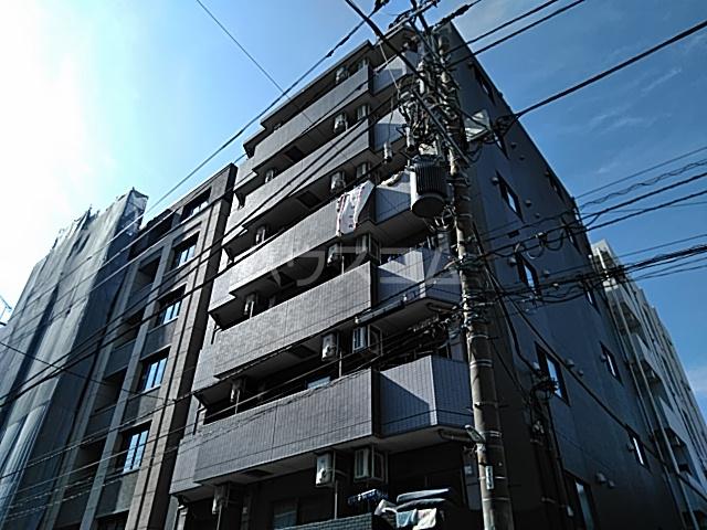 エルミタージュ横濱弘明寺外観写真