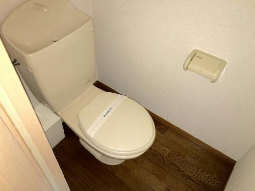 レオパレスほたる 105号室のトイレ
