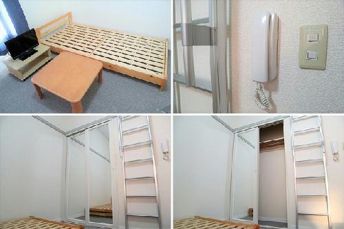 レオパレスファースト 103号室のトイレ