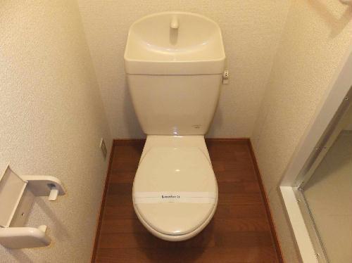 レオパレスリーヴァ 104号室のトイレ