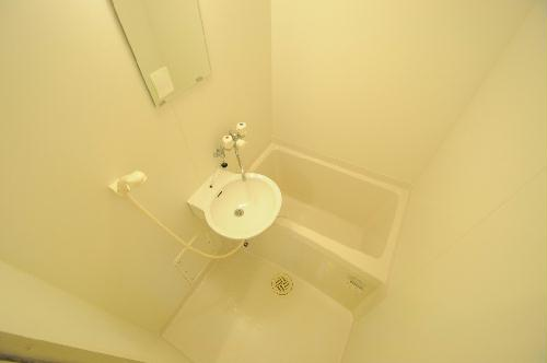 レオパレス銚子セカンド 110号室の風呂