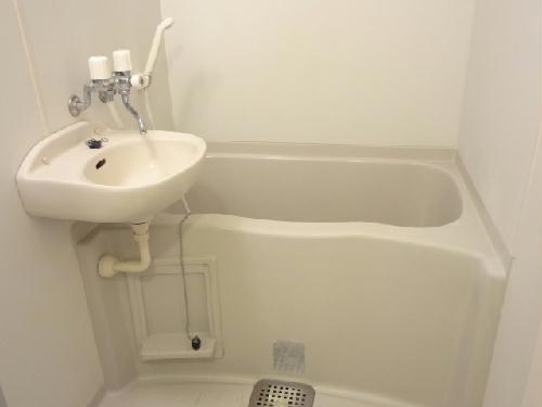 レオパレス清水 208号室の風呂